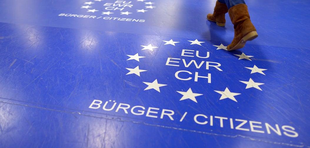 EES EU Schengen Zone